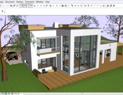 Строительство в  ArchiCad